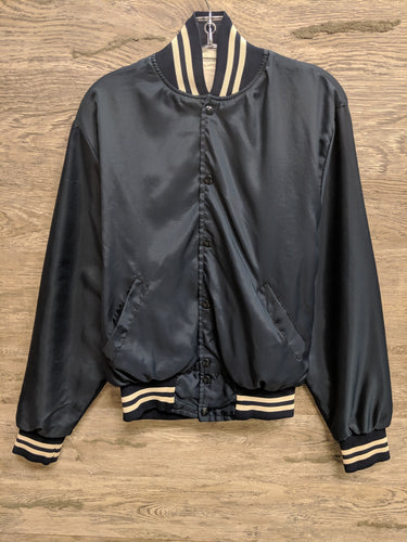 Cintas Dark Blue Bomber Jacket - Closet Freekz