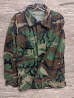 Camo Surplus Jacket