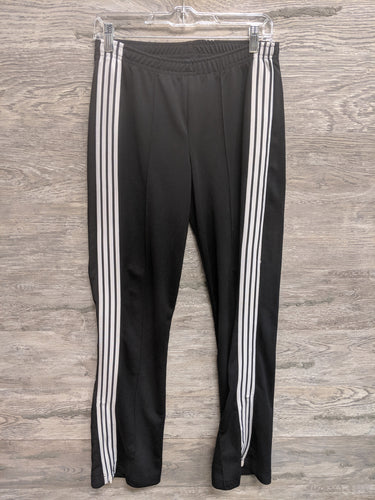 Body God Black Stripe Track Pants