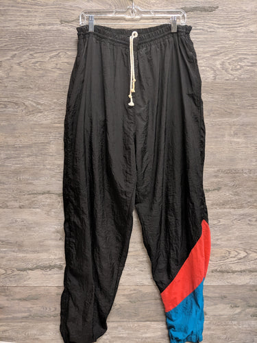Laguna Black Patriotic Track Pants