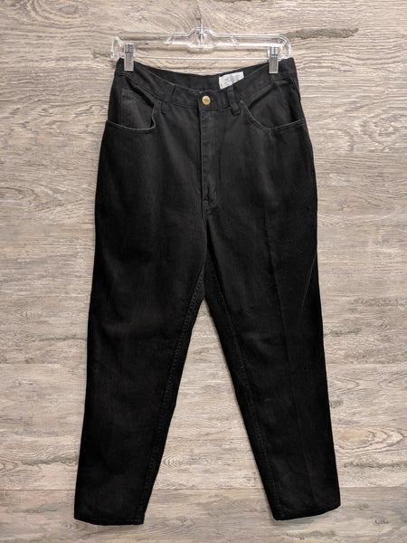 OSO Sport Black Tapered Leg Jeans