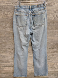 The Limited Light Washed Boot Cut Jeans - Closet Freekz
