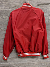 Red Sunbelt Bomber Jacket