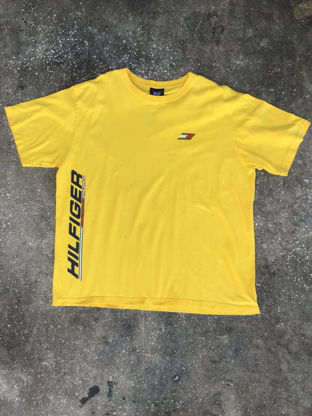 Tommy Hilfiger Athletics Yellow T-Shirt