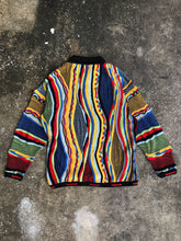 Bergati Multi-Color Retro Sweater - Closet Freekz