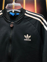 Adidas Black Classic Athletic Jacket