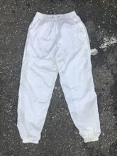 Angelo White Windbreaker Athletic Pants - Closet Freekz