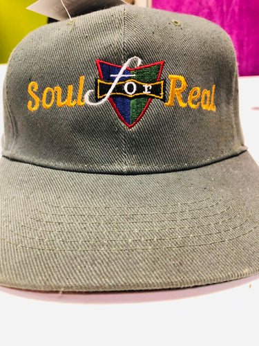 Green Soul For Real Hat