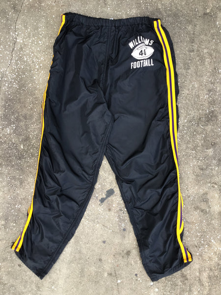 Russell Athletic Black Williams Football Track Pants