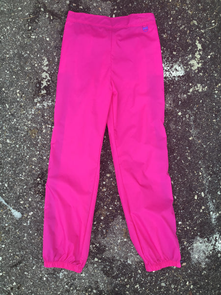 Skyr Pink and Purple Zip Athletic Pants
