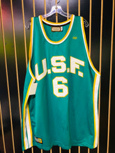 Harwood Classics Bill Russell Retro USF Basketball Jersey