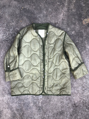 Field Green Military Surplus Jacket - Closet Freekz