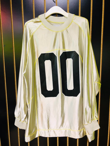 UO Oversized Metallic 00 Jersey
