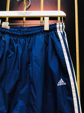 Adidas Navy Blue Zip Track Pants