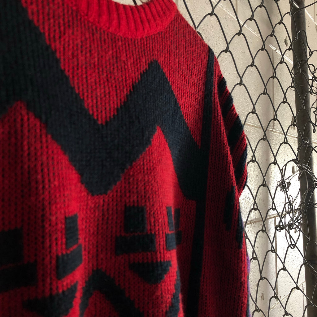 London Fog Vintage Custom Ugly Sweater