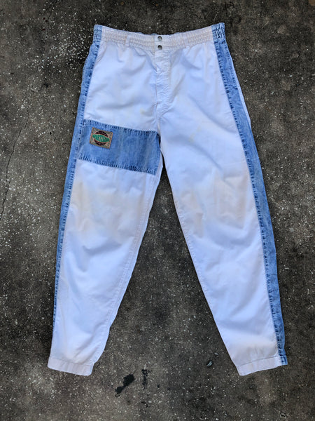 AS IS - Levi White Denim Sport Jeans