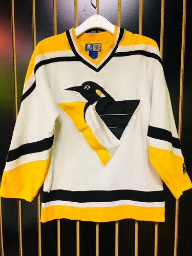 AS IS- Starter Pittsburgh Penguins Hockey Jersey