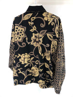 Mureli Floral Beaded Jacket