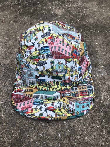 Where's Waldo Picturesque Baseball Cap - Closet Freekz