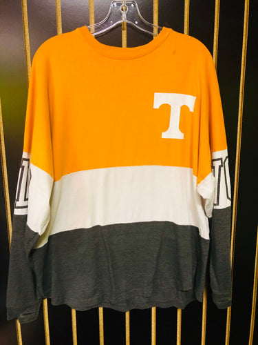 Pressbox Tennessee Practice Longsleeve Top