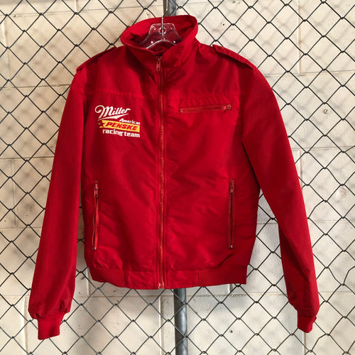 Robbe Red Race Team Bomber - Closet Freekz