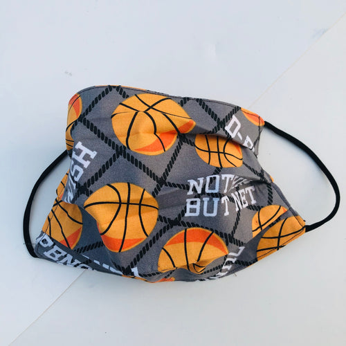 Sustainable COVID-19 Face Extendable Face Masks (Bring Back Basketball)