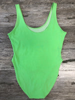Lime Green Bodysuit