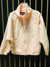 Andy Johns Baby Pink Inverted Retro Jacket