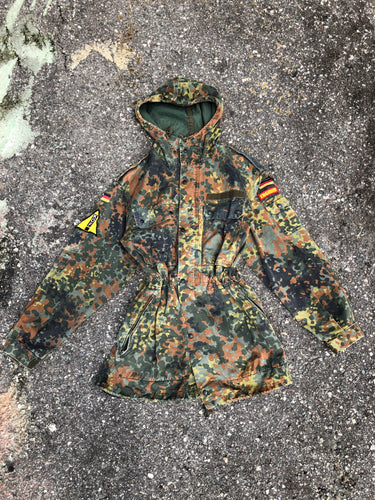 Kof Camo Engineer Surplus Jacket - Closet Freekz