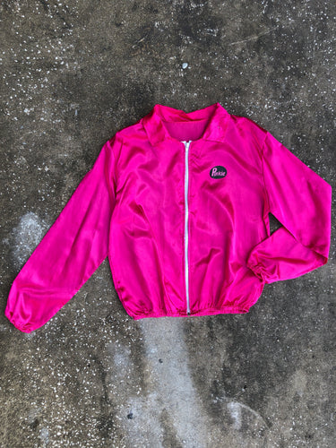Pinkie in the Brain Pink Retro Jacket - Closet Freekz