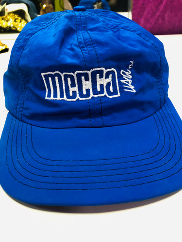 MCCA Blue USA Hat