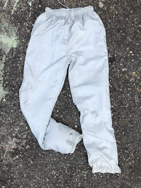 AS IS - Silver Surfer Athletic Windbreaker Pants