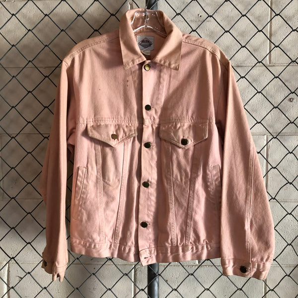 AS IS - Helium Extreme Pink Denim Jacket