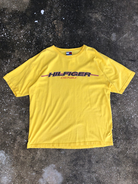Tommy Hilfiger Yellow T-Shirt