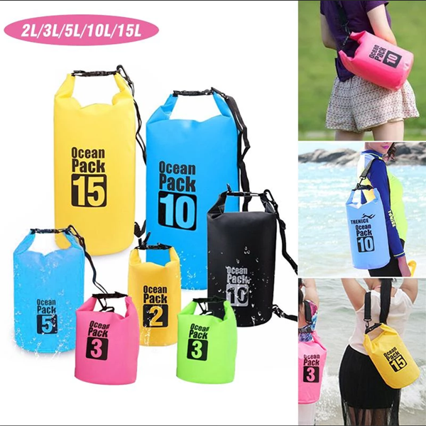 Multifunctional waterproof storage bag