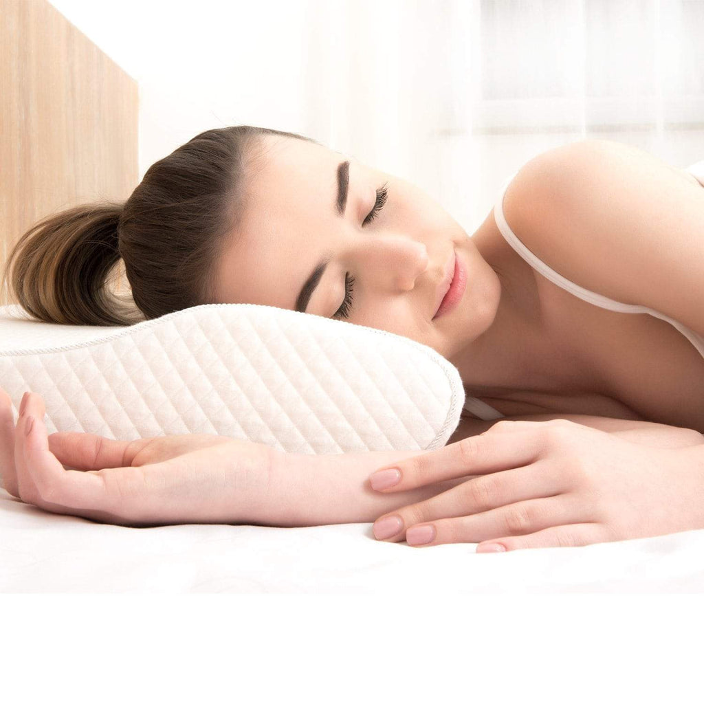 Contoured Orthopedic Pillow