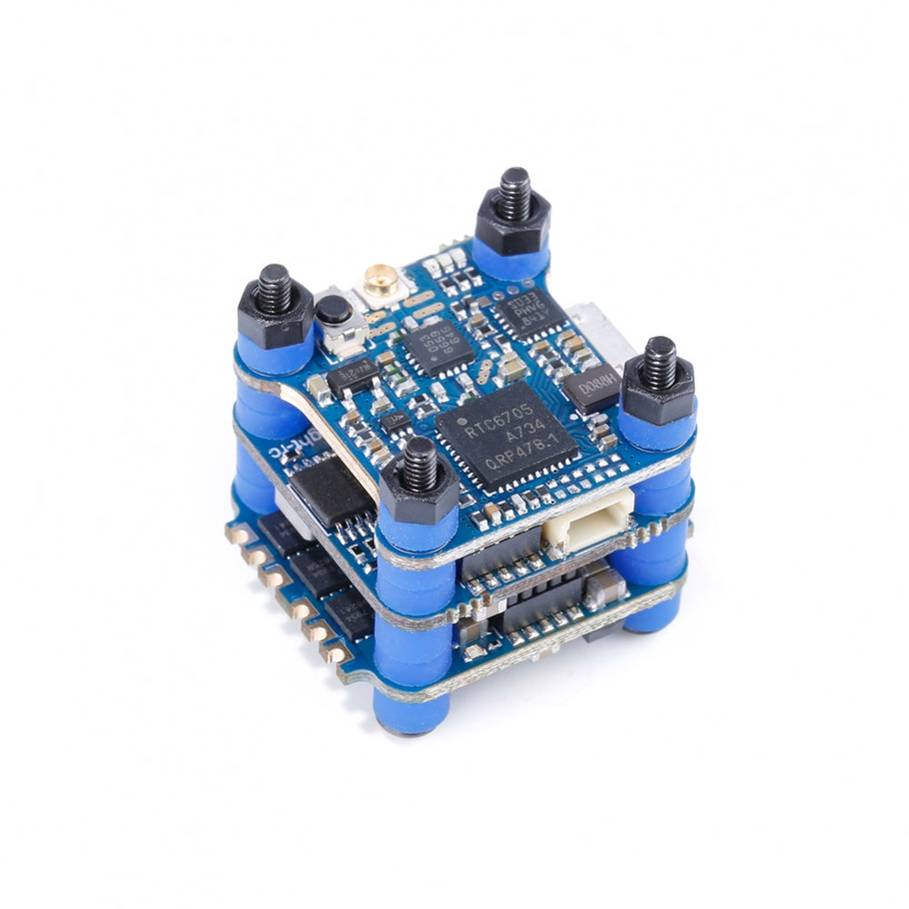 iFlight SucceX Micro F4 BLHeli_S 12A VTX Tower Stack