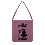 Mocktails & Meditate Tote Bag