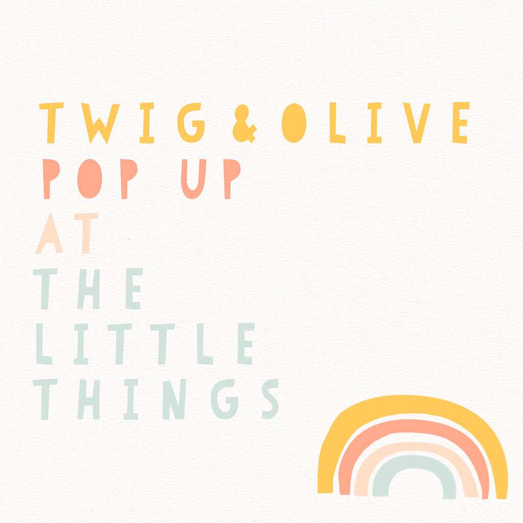 Pop Up @ The Little Things | Dallas, Texas