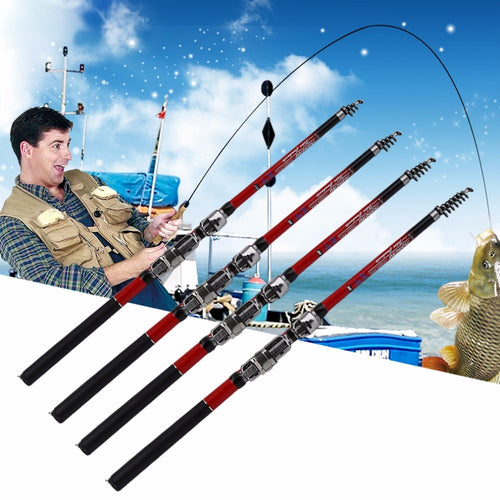 Ultra Light Telescopic Fishing Rod