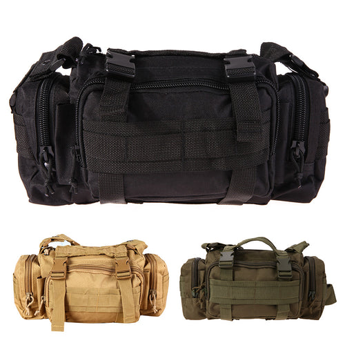 6L Military Tactical Fishing Bag