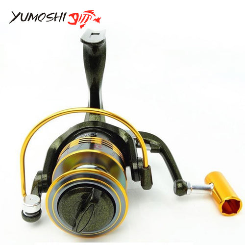 10BB Ball Bearing Right Left Fishing Reel