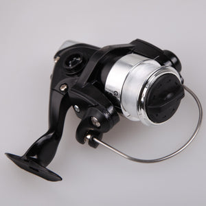 Mini Pocket Fishing Rod With Reel