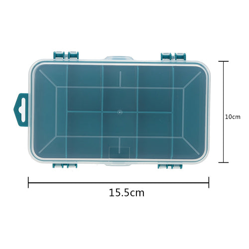8 Compartments Fishing Tackle Boxes