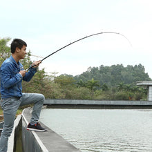 Telescopic Fishing Rod