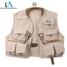Fly Fishing Vest 100% Cotton