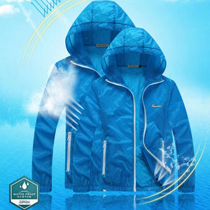 Ultra-thin, Quick Dry Fishing Windbreaker