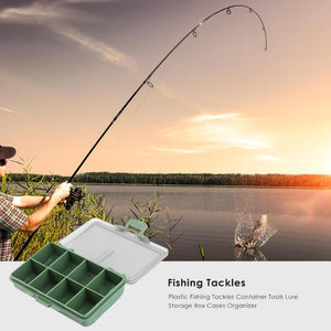 Portable Fishing Tackle Boxes