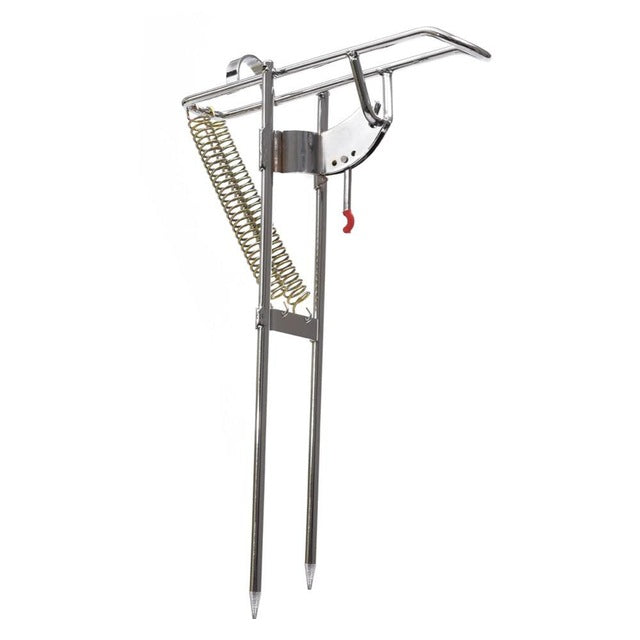High Steel Automatic fishing rod holder