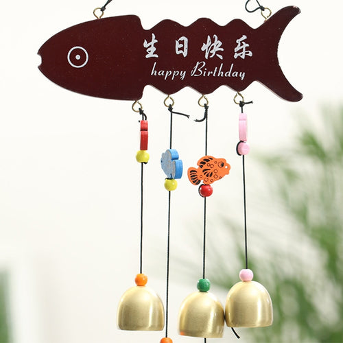 Fishing Wind Chimes & Hanging Decorations